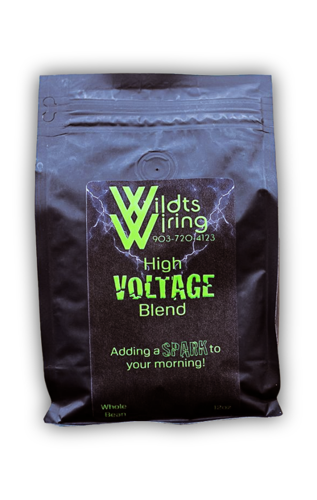 Wildts Wiring High Voltage Coffee