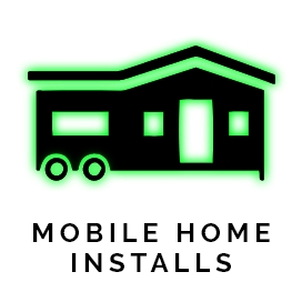 Mobile Home Installs logo